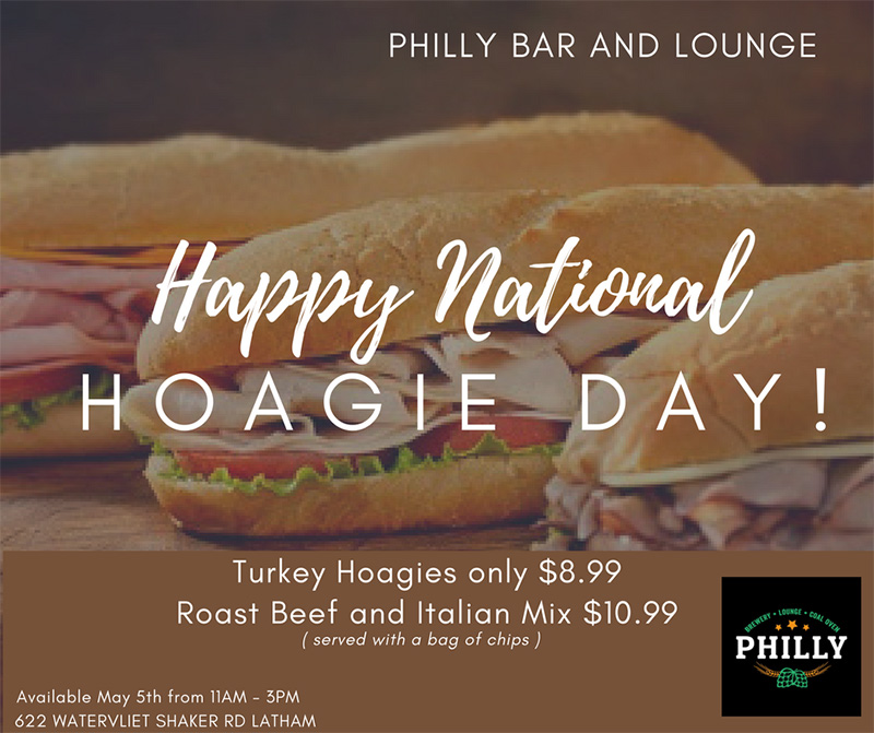 national hoagie day