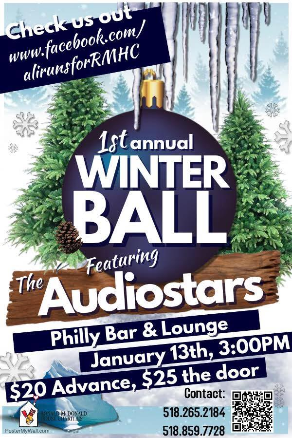 philly lounge winter ball