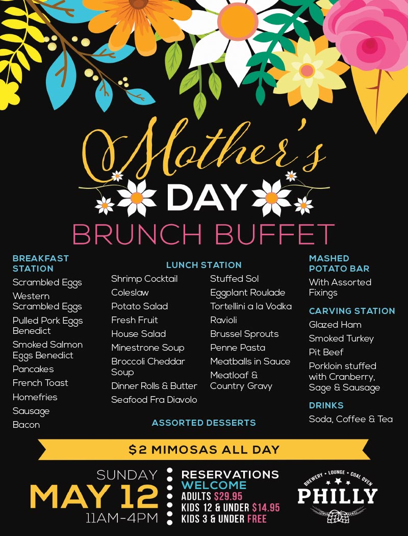 Philly Mothers Day Brunch